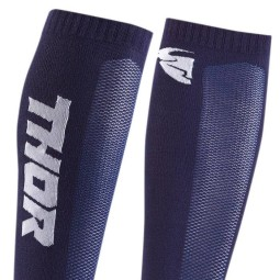 Calze motocross bambino Thor MX Cool Sock Blu
