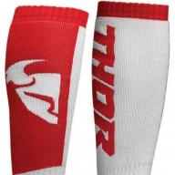 Motocross youth socks Thor MX Sock white red