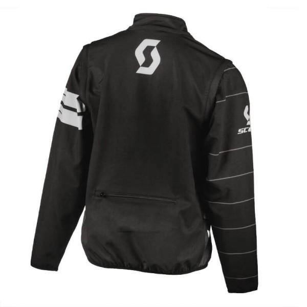 Enduro Jacket Scott black grey
