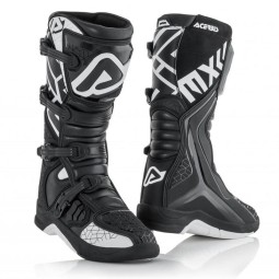 Botas motocross Acerbis X-Team black white