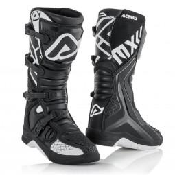 Stivali motocross Acerbis X-Team black white,Stivali Motocross