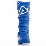 Motocross stiefel Acerbis X-Team blue white