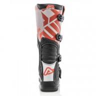 Motocross stiefel Acerbis X-Team black grey