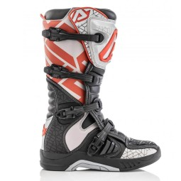 Stivali motocross Acerbis X-Team black grey
