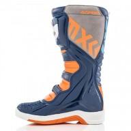 Botas motocross Acerbis X-Team blue orange