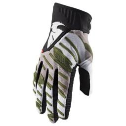 Motocross handschuhe Thor Rebound camouflage