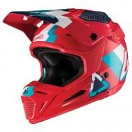 Casco de motocross Leatt Gpx 5.5 rojo