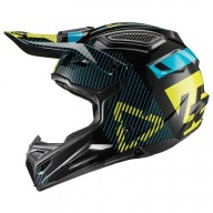 Motocross helmet Leatt Gpx 4.5 black
