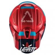 Motocross helmet Leatt Gpx 4.5 red