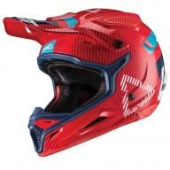 Casco de motocross Leatt Gpx 4.5 rojo