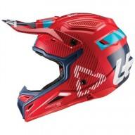 Motocrosshelm Leatt Gpx 4.5 rot