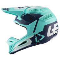 Motocross helmet Leatt Gpx 5.5 aqua