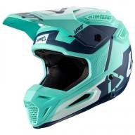 Casque motocross Leatt Gpx 5.5 aqua