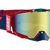 Motocross goggles Leatt Velocity 6.5 ink