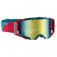 Motocross brille Leatt Velocity 6.5 red