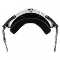 Motocross goggles Leatt Velocity 6.5 white