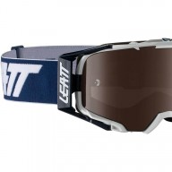Motocross brille Leatt Velocity 6.5 white