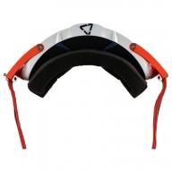Motocross goggles Leatt Velocity 6.5 orange
