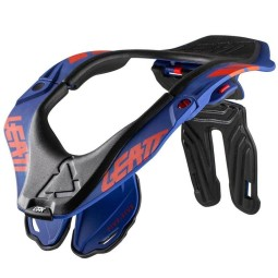 Motocross Nackenprotektoren Leatt GPX 5.5 Royal