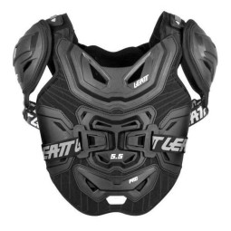 Chest Roost motocross Leatt 5.5 pro black,Chest/Roost Protections Motocross