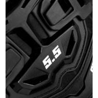 Plastron cross Leatt 5.5 pro black