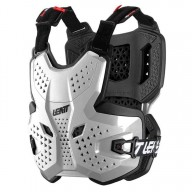 Peto Protector motocross Leatt 3.5 white