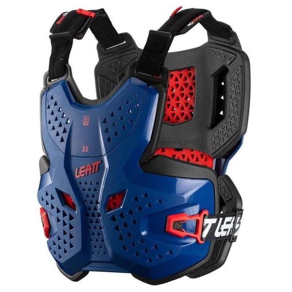 Peto Protector motocross Leatt 3.5 royal