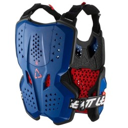 Pettorina cross Leatt 3.5 royal,Pettorine Motocross