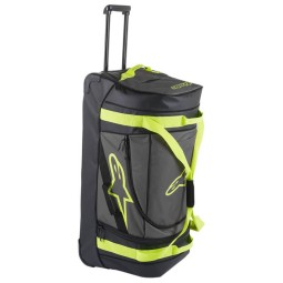 Motocross travel bag Alpinestars Komodo grey yellow,Bags and Backpacks