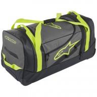Motocross travel bag Alpinestars Komodo grey yellow