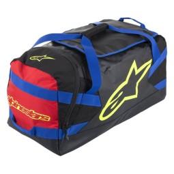 Bolsa de motocross Alpinestars Goanna negro rojo,Bolsas y Mochilas