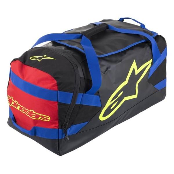 Bolsa de motocross Alpinestars Goanna negro rojo