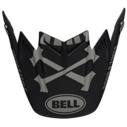 Visière de casque Bell Moto 9 Flex Fasthouse WRWF,Casques Motocross