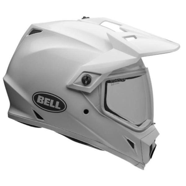 Enduro helme Bell Helmets MX-9 Adventure Mips white