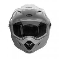 Enduro helmet Bell Helmets MX-9 Adventure Mips white