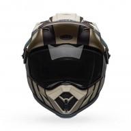 Enduro helme Bell Helmets MX-9 Adventure Mips Dash Sand
