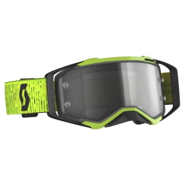 Gafas de Motocross Scott Prospect LS Negro Amarillo