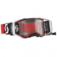 Motocross Goggles Scott Prospect WFS White Red