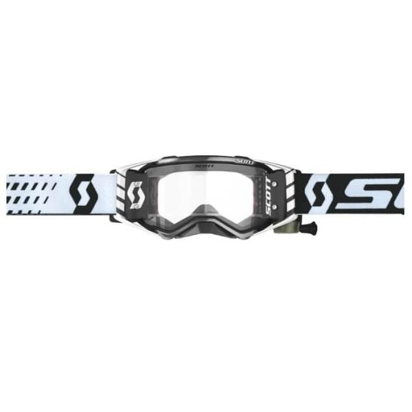 Motocross Goggles Scott Prospect WFS Black White