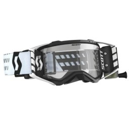 Motocross Goggles Scott Prospect WFS Black White