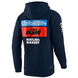 Hoodie KTM Troy Lee Design Team navy,Sweatshirts