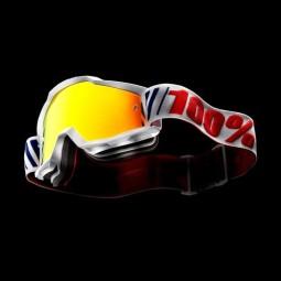 Lunettes Motocross 100% Accuri AF066,Masque et Lunettes Motocross