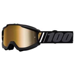 Lunettes Motocross 100% Accuri Off,Masque et Lunettes Motocross