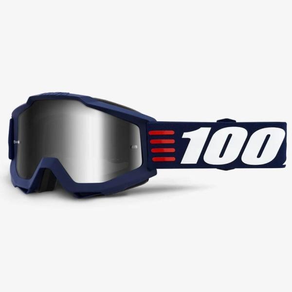 Motocross Goggles 100% Accuri Art Deco