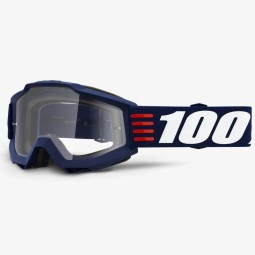 Motocross Goggles 100% Accuri Art Deco,Motocross Goggles