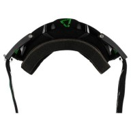 Motocross goggles Leatt Velocity 6.5 green