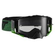 Motocross brille Leatt Velocity 6.5 grun