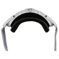 Motocross brille Leatt Velocity 6.5 weiss