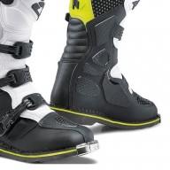 Botas Motocross TCX X-Blast negro amarillo