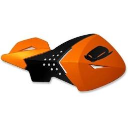 Paramani moto Ufo Plast Escalade arancione,Adesivi e Plastiche